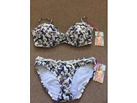 NEXT Geri Halliwell bikini NEW size 36D/DD / size 10