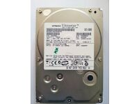 "Hitachi Ultrastar 750GB 7200rpm 32MB 3.5"" SATA II Hard Drive for Desktop PC"