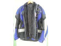 Richa motorcycle jacket with safety pading size xxxl in very good condition!Can deliver or post!