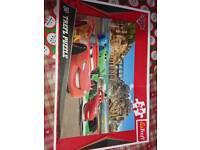 Disney Cars 260 piece puzzle