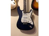 Encore Stratocaster Electric Guitar Beginner