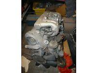 BMW E30 M40 engine 318i 90k