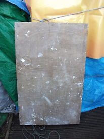 FOLDING PASTING TABLE 6FT LONG 2ft WIDE AND STRONG. IDEAL BOOTSALE MARKET