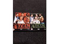 A team series 1 and 2 dvd box set