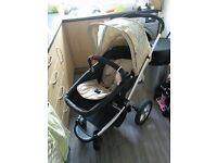 Pram Mothercare My4 - Urgent to sell