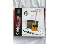 Planet Waves Solderless Custom Cable Kit - CableStation