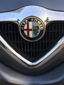 Alfa Romeo 166 2.0 Twin Spark