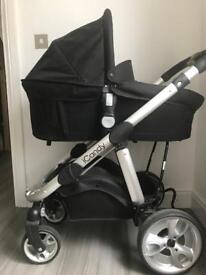 Icandy Apple 2 pear Pram Pushchair in excellent condition