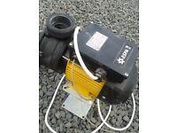 espa, jacuzzi water pump, Bath pump, espa tipa 75m sp20 , hottub, free uk transport