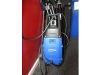 nilfisk power washer and hose