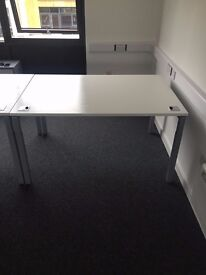 Elite Advanced Desk/tables 1000 by 1500mm