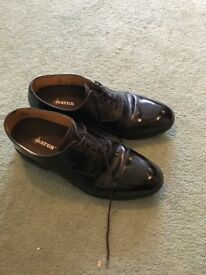 Barrack shoes-men's -burned down and bulled size 11M