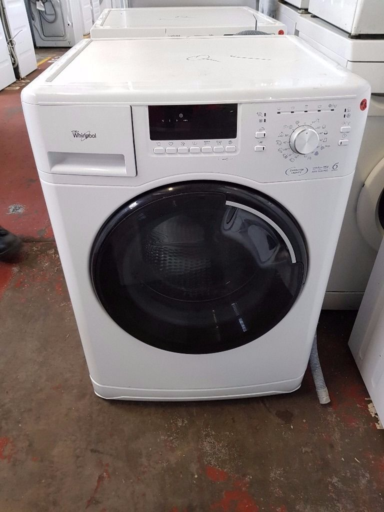 Whirlpool Washing Machine (9kg6 Month Warrantyin Liverpool City Centre, MerseysideGumtree - Gorgeous Whirlpool Washing Machine (9kg, 1400 spin) Fully Refurbished Excellent Condition 6 Month Warranty Free Local Delivery Removal Of Old Appliance Many Makes and Models Liverpool Appliances 25 County Road Walton L4 3QA