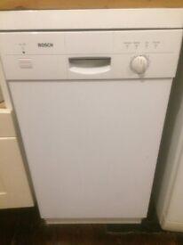 Bosch Slimline Dishwasher Great Condition