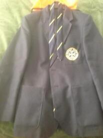 Sacred heart school Crosby uniform