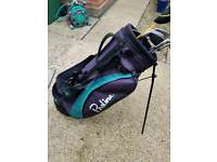 Taylormade Burner XD / Nike Sumo Square Driver / Stand Bag