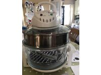 As New Never Used Halogen Oven