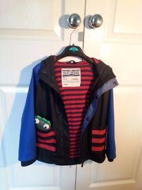 Next Boy's Waterproof Jacket Aged 4-5