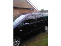 FORD GALAXY ZETEC 2.3 2000 X