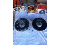 X2 BOXED MINT NEVER USED JBL SPEAKERS
