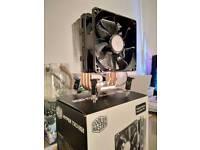 coolermaster hyper tx3 evo cpu cooler fan