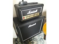 Marshall DSL1HR + New SC112 Cab and JHS Attenuator