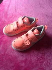 Nike Girls Shoes Junior Size 11