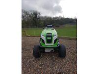 Viking T6 ride on lawnmower