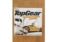 Official Top Gear Board Game NEW, NEVER USED