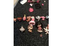 Littlest Pet Shop Playsets and Toys