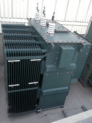 Pioneer Substation Transformer 40005333 Kva