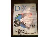 DCX Dreamcast - Play Imports on Dreamcast