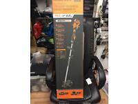 AEG 18v brushless grass trimmer kit