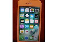 Apple iPhone 5C 16GB White Unlocked Smartphone