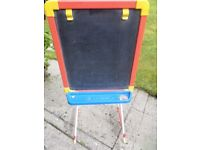 CASDON CHALK & WHITE BOARD