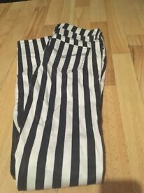 Punk Rock Johnnieb skinny jeans circus oil pirate size 26 slim