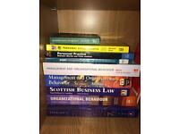 Business Management study books