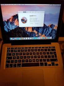 Macbook Pro Mid 2012 AMAZING i5 processor 4gb ram 500gb hd with 3 months warranty.