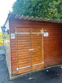Workshop/ storage unit to let 10 ft x 16 ft £300 per month