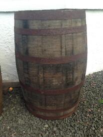 200L Whiskey Barrel