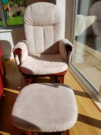 Tuttibambini Deluxe glider chair