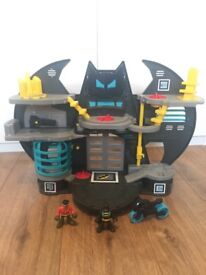 *Imaginext Batman Bat Cave*