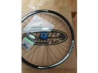 "HOPE 26"" Front wheel"