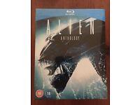 Alien Anthology Boxset (Blu-Ray) Brand New & Sealed