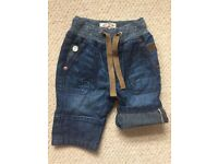 NEXT Baby jeans/short