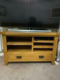 TV unit and matching table