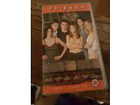 Friends - Season 5, Episodes 17-20 VHS Tape