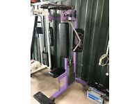 Polaris pectoral weight machine
