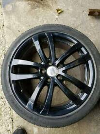 Seat leon cupra wheels