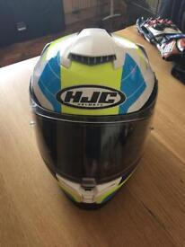 Hjc motorbike helmet